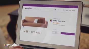 Wayfair TV Spot, 'Global Value for You: Price Point' - Thumbnail 2