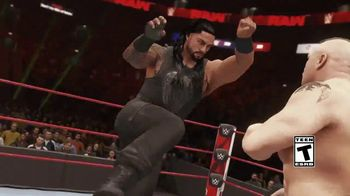 WWE 2K20 TV Spot, 'Ballroom Brawl' Featuring Steve Austin and Hulk Hogan - Thumbnail 10