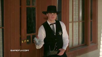 GameFly.com TV Spot, 'Wild West: Settle the Score' - Thumbnail 2