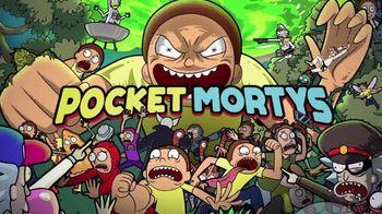Pocket Mortys TV Spot, 'Something Huge' - Thumbnail 1