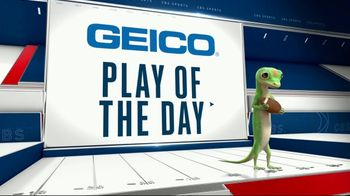 GEICO TV Spot, 'Play of the Day: Michael Thomas' - 5 commercial airings