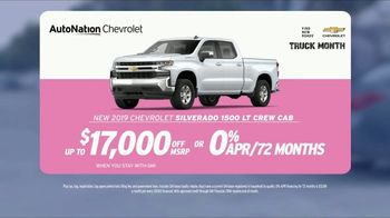 AutoNation Truck Month TV Spot, 'I Drive Pink: Silverado' Song by Andy Grammer - Thumbnail 7