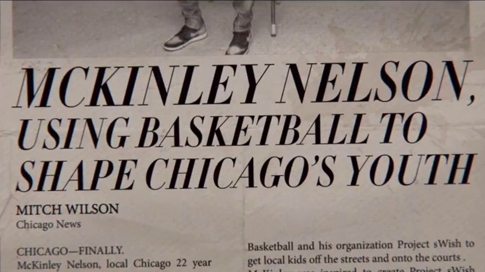 Nike TV Commercial, 'Sport Changes Everything, Chicago-Style'