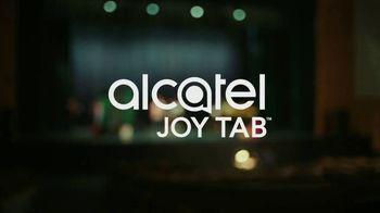 Alcatel Joy Tab TV Spot, 'The Perfect Companion on the Go' - Thumbnail 1