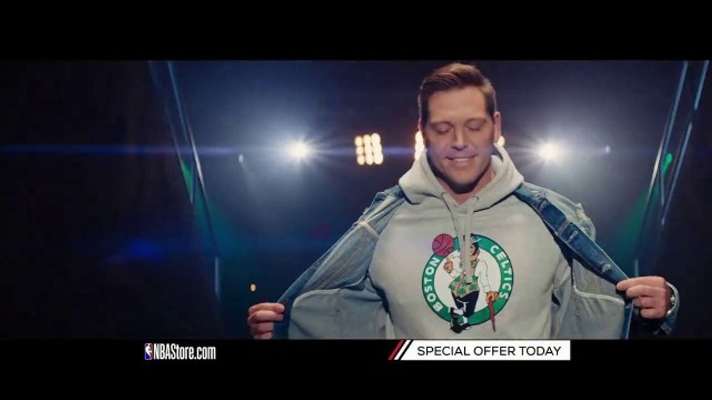 NBA Store TV Commercial, 'Sports Fans Are Gearing Up'