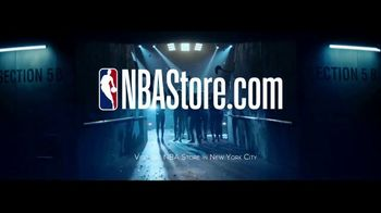 NBA Store TV Spot, 'Sports Fans Are Gearing Up' - Thumbnail 10