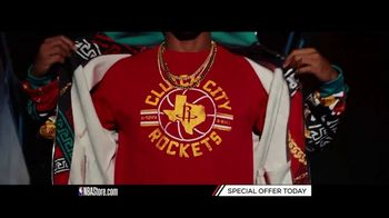 NBA Store TV Spot, 'Sports Fans Are Gearing Up' - Thumbnail 5