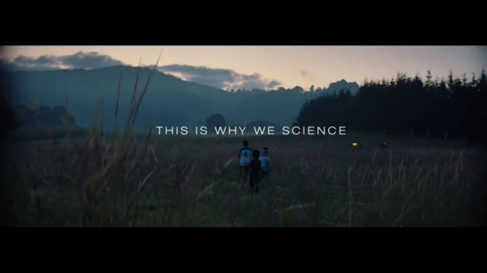 Bayer AG TV Commercial, 'This Is Why We Science: For Every Life We Touch'