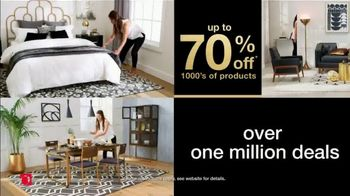 Overstock.com 20th Anniversary Sale TV Spot, 'Two Decades of Great Savings' - Thumbnail 5