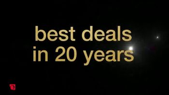 Overstock.com 20th Anniversary Sale TV Spot, 'Two Decades of Great Savings' - Thumbnail 6