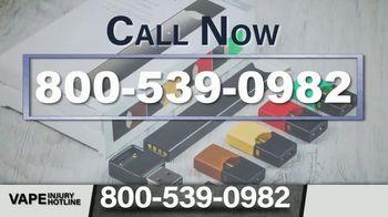 Greg Jones Law TV Spot, 'E-Cigarettes'