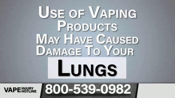 Greg Jones Law TV Spot, 'E-Cigarettes' - Thumbnail 3