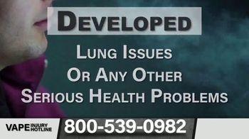 Greg Jones Law TV Spot, 'E-Cigarettes' - Thumbnail 4