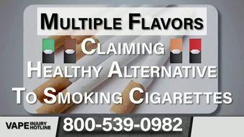 Greg Jones Law TV Spot, 'E-Cigarettes' - Thumbnail 6