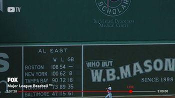 YouTube TV TV Spot, 'World Series: Moon Shots, Walk Offs, Bat Flips' Song by Lizzo - Thumbnail 1