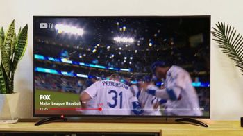 YouTube TV TV Spot, 'World Series: Moon Shots, Walk Offs, Bat Flips' Song by Lizzo - Thumbnail 5