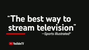 YouTube TV TV Spot, 'World Series: Moon Shots, Walk Offs, Bat Flips' Song by Lizzo - Thumbnail 7