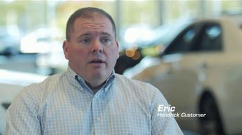 Hendrick Automotive Group TV Spot, 'Eric'