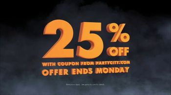 Party City TV Spot, 'Halloween: 25 Percent Off' Song by Wilson Pickett - Thumbnail 2