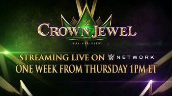 WWE Network TV Spot, '2019 Crown Jewel' - Thumbnail 9