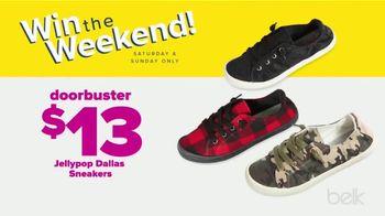 Belk Days TV Spot, 'Sneakers and Beauty'