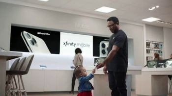 XFINITY Mobile TV Spot, 'First Words: iPhone 11 Pro' Song by Screamin' Jay Hawkins - 19 commercial airings