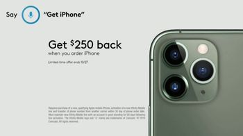 XFINITY Mobile TV Spot, 'First Words: iPhone 11 Pro' Song by Screamin' Jay Hawkins - Thumbnail 10