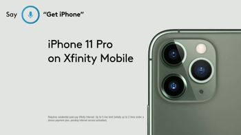 XFINITY Mobile TV Spot, 'First Words: iPhone 11 Pro' Song by Screamin' Jay Hawkins - Thumbnail 9