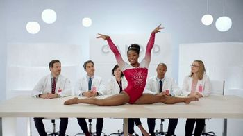 Candid Co. TV Spot, 'We Flip for Straight Teeth' Featuring Simone Biles - 121 commercial airings