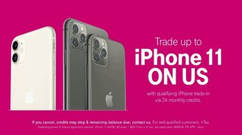 T-Mobile TV Spot, 'Signal: iPhone 11' Song by Aerosmith - Thumbnail 7