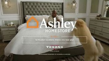 Ashley HomeStore Lowest Prices of the Year Mattress Event TV Spot, 'Zero Interest for Five Years' Song by Midnight Riot - Thumbnail 7