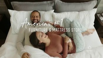 Ashley HomeStore Lowest Prices of the Year Mattress Event TV Spot, 'Zero Interest for Five Years' Song by Midnight Riot - Thumbnail 6