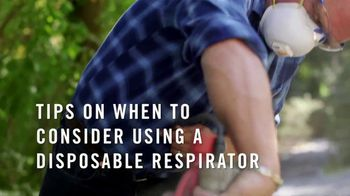 3M N95 Respirator TV Spot, 'DIY Project' Featuring George Oliphant