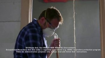 3M N95 Respirator TV Spot, 'DIY Project' Featuring George Oliphant - Thumbnail 5