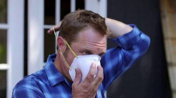 3M N95 Respirator TV Spot, 'DIY Project' Featuring George Oliphant - Thumbnail 7
