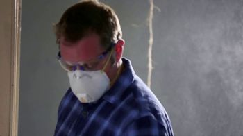 3M N95 Respirator TV Spot, 'DIY Project' Featuring George Oliphant - Thumbnail 8