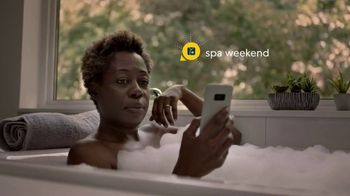 Expedia TV Spot, 'Pet Friendly Spa Weekend' Song by Clarence