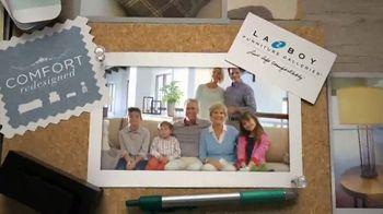 La-Z-Boy Super Saturday Sale TV Spot, 'Family Photo: 25 Percent' - Thumbnail 1