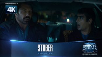 DIRECTV Cinema TV Spot, 'Stuber' - Thumbnail 6