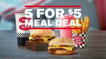 Checkers & Rally's 5 for $5 Meal Deal TV Spot, 'Shaking Things Up'