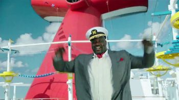 Carnival TV Spot, 'Tour Carnival Vista with New CFO Shaquille O'Neal: Cruises from $279' - Thumbnail 6
