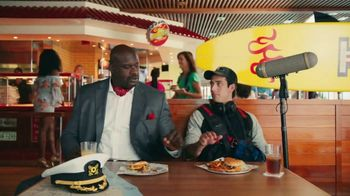 Carnival TV Spot, 'Tour Carnival Vista with New CFO Shaquille O'Neal: Cruises from $279' - Thumbnail 5