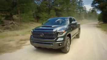 Toyota Truck Month TV Spot, 'Work or Play' [T2] - Thumbnail 5