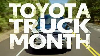 Toyota Truck Month TV Spot, 'Work or Play' [T2] - Thumbnail 6