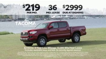 Toyota Truck Month TV Spot, 'Work or Play' [T2] - Thumbnail 8