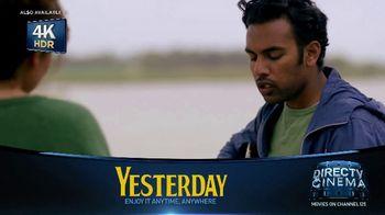 DIRECTV Cinema TV Spot, 'Yesterday' - Thumbnail 3
