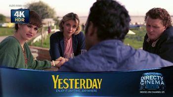 DIRECTV Cinema TV Spot, 'Yesterday' - Thumbnail 5