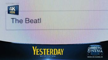 DIRECTV Cinema TV Spot, 'Yesterday' - Thumbnail 6
