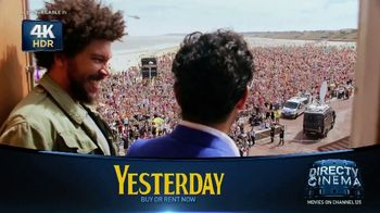 DIRECTV Cinema TV Spot, 'Yesterday' - Thumbnail 7