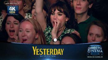 DIRECTV Cinema TV Spot, 'Yesterday' - Thumbnail 8
